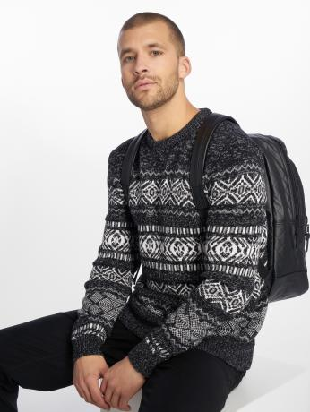 only-sons-manner-pullover-onsomas-7-in-schwarz