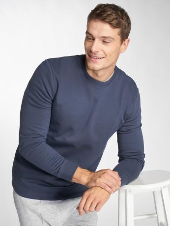 only-sons-manner-pullover-onsbasic-brushed-in-blau
