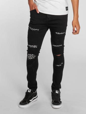 sixth-june-manner-slim-fit-jeans-slim-in-schwarz