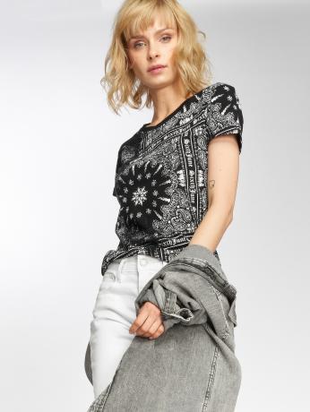 sixth-june-frauen-t-shirt-emilia-in-schwarz