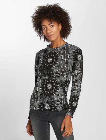 sixth-june-frauen-sport-pullover-bandana-in-schwarz, 45.99 EUR @ defshop-de