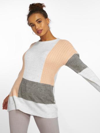 only-frauen-pullover-onlsalvador-in-grau