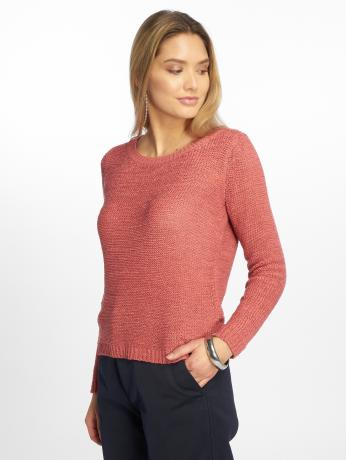 only-frauen-pullover-onlgeena-xo-knit-in-rosa