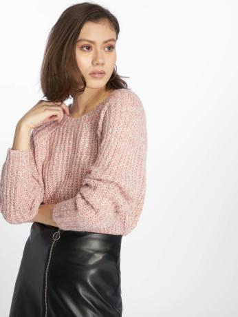 only-frauen-pullover-onlnew-fiona-in-rosa