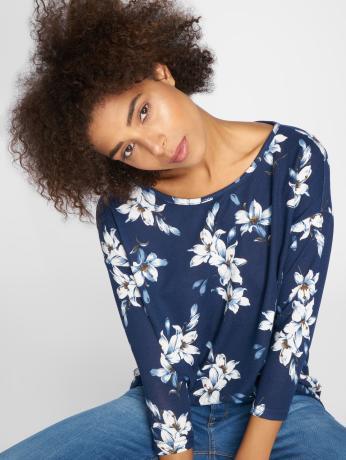 only-frauen-pullover-onlelcos-in-blau