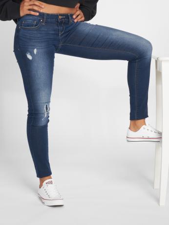 only-frauen-skinny-jeans-onlcoral-sl-skinny-in-blau