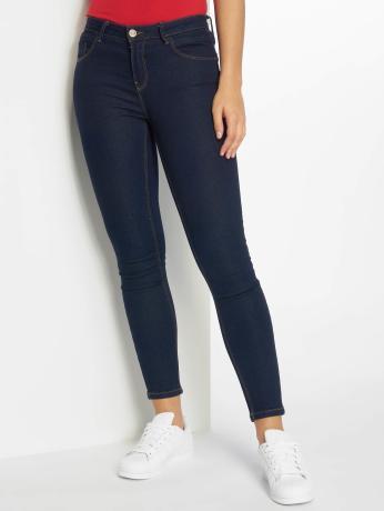 only-frauen-skinny-jeans-onldaisy-in-blau