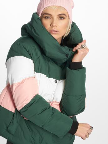 only-frauen-puffer-jacket-onlmari-blocked-in-grun