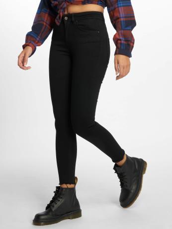only-frauen-skinny-jeans-onlblush-in-schwarz