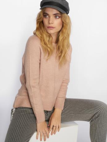 only-frauen-pullover-onlorleans-in-rosa
