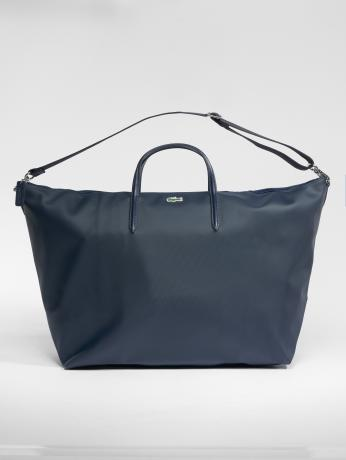 lacoste-frauen-tasche-traveling-bag-in-blau