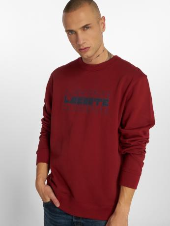 lacoste-manner-pullover-crew-in-rot