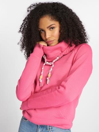 shisha-frauen-hoody-kroon-in-pink