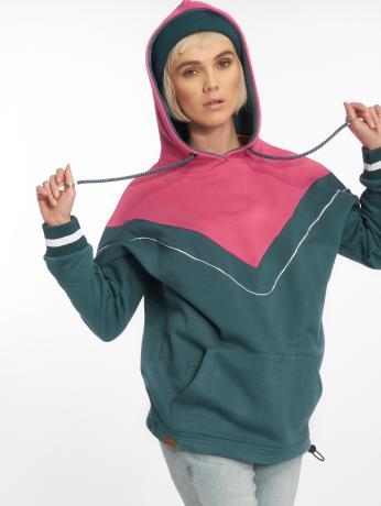 shisha-frauen-hoody-90s-tied-in-pink