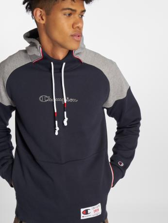 champion-athletics-manner-hoody-athletics-athleisure-in-blau