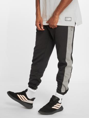 champion-athletics-manner-jogginghose-athleisure-rib-cuff-in-schwarz