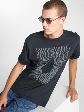 volcom-manner-t-shirt-wiggly-in-schwarz