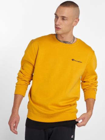 champion-athletics-manner-pullover-american-classics-in-gelb