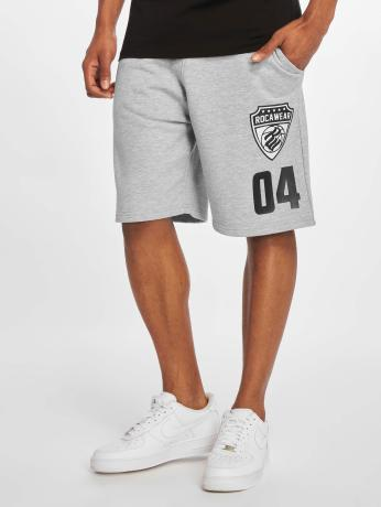 rocawear-manner-shorts-fleece-in-grau