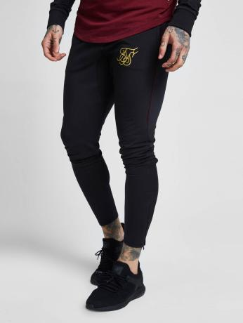 sik-silk-manner-jogginghose-zonal-in-schwarz