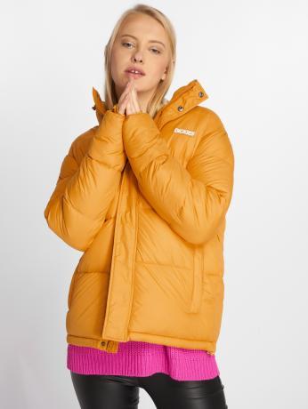 dickies-frauen-puffer-jacket-oakvale-in-gelb