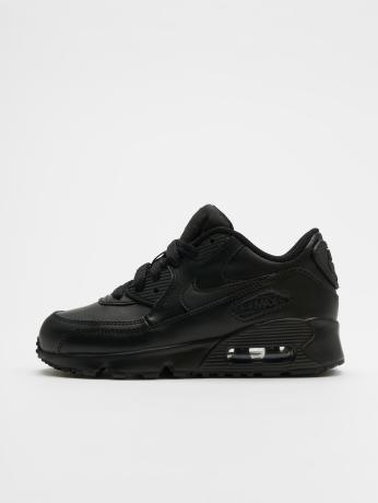 nike-kinder-sneaker-air-max-90-leather-ps-in-schwarz
