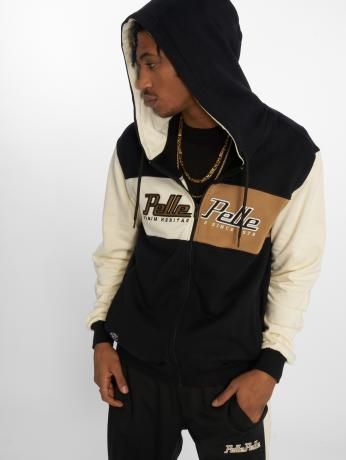 pelle-pelle-manner-zip-hoodie-heritage-in-schwarz