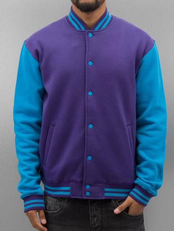 urban-classics-manner-college-jacke-2-tone-college-sweatjacket-in-violet