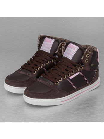 British Knights Douglas Sneakers Dark Brown/Pink