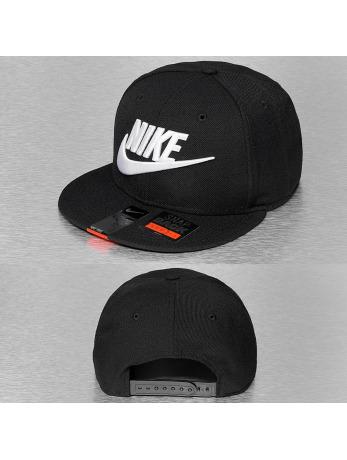 Nike Futura True 2 Snapback Cap Black/Black/Black/White