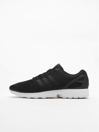 adidas ZX Flux Sneakers Black-White
