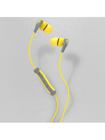 Casques Audio Skullcandy jaune