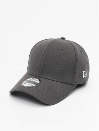 new-era-manner-frauen-flexfitted-cap-basic-in-grau