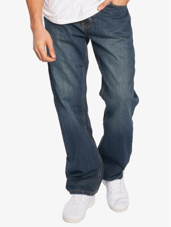 Jeans Coupe Loose Fit Dickies bleu
