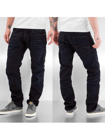 Jeans Coupe Loose Fit Jack & Jones bleu