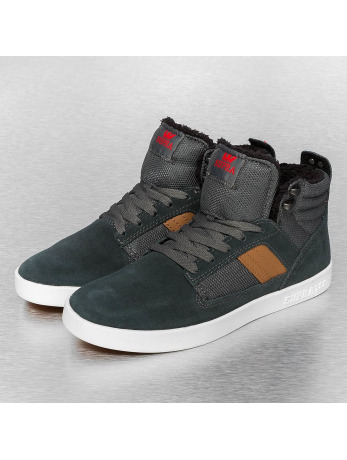 Supra Bandit Sneaker Forest Green/Tan/Red
