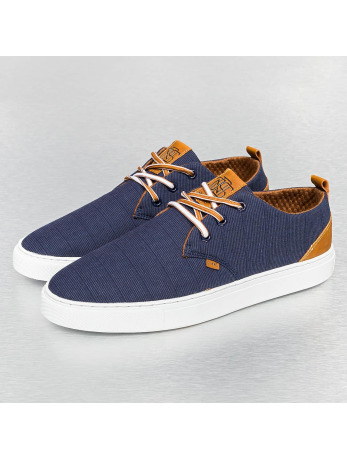 Djinns Glenchek 2.0 Low Lau Sneakers Navy