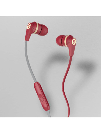 Casques Audio Skullcandy rouge