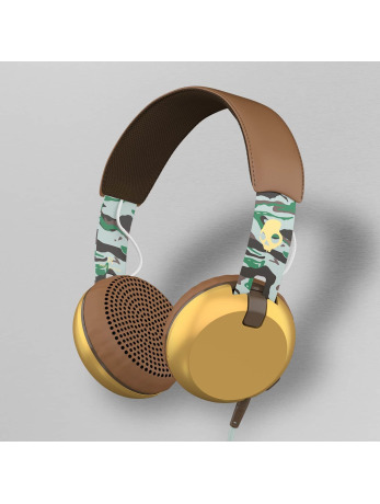 Casques Audio Skullcandy camouflage