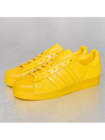 adidas Superstar Sneakers Yellow