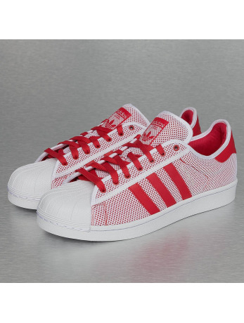 adidas Superstar Sneakers Red/White