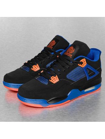 New York Style Burbank Sneakers Black/Blue