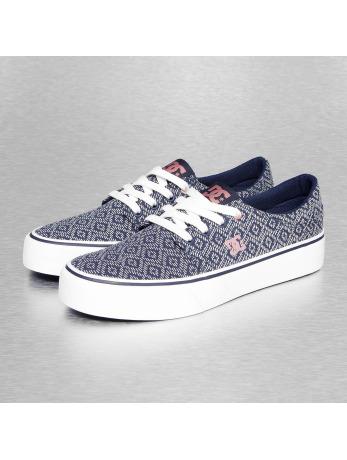 DC Trase SP Sneakers Navy