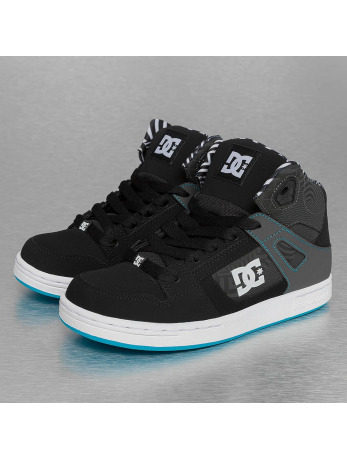 DC Rebound KB Sneakers Black/White/Blue