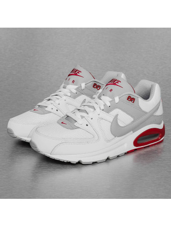 Nike Air Max Command Sneakers White/Wolf Grey/Gym Red