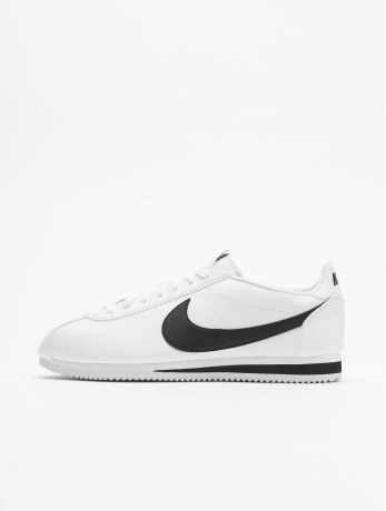 Nike Classic Cortez Leather Sneakers White/Black