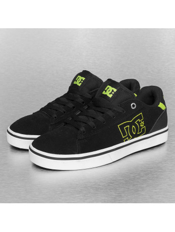 DC Notch SD Sneakers Black/Lime