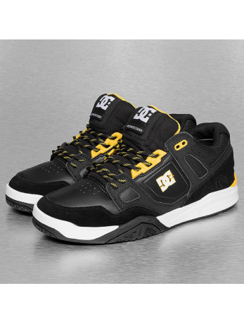 DC Stage 2 Sneakers Black/Yellow