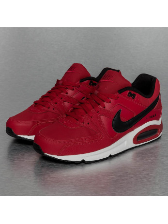 Nike Air Max Command Leather Sneakers Gym Red/Black/White