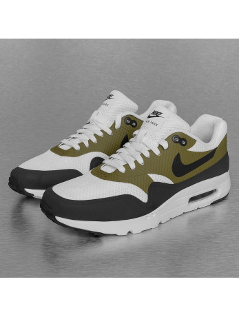 Nike Air Max 1 Ultra Essential Sneakers White/Anthracite/Olive Flak
